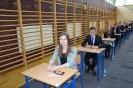 Egzamin gimnazjalny dzień pierwszy