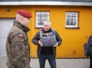 Wycieczka do jednostki wojskowej w Krakowie